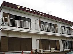 茨城県稲敷郡阿見町岡崎2丁目の賃貸アパートの外観