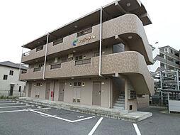 静岡県駿東郡長泉町竹原の賃貸マンションの外観