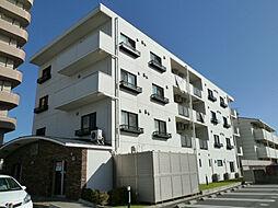 静岡県沼津市大岡の賃貸マンションの外観