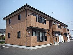 梅島ハイツ[202号室]の外観