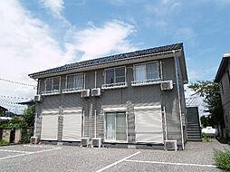 堀込レジデンス[103号室]の外観