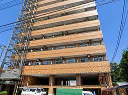 レジデンスカープ新潟[9階]の外観