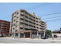 新潟県新潟市中央区新和1丁目の賃貸マンションの外観