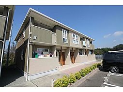 徳島県板野郡藍住町乙瀬字川口の賃貸アパートの外観