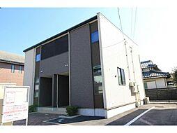 徳島県徳島市川内町旭野の賃貸アパートの外観