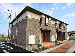 ガーデンヒル藍住B[1階]の外観