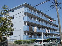 竹中マンション[3階]の外観
