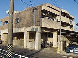 愛知県知立市鳥居3丁目の賃貸マンションの外観