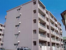第二マンション鈴木B棟[5階]の外観