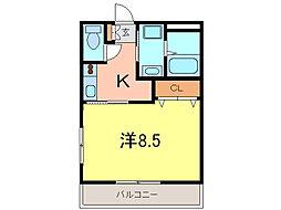 桜井駅 4.5万円