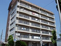 東栄マンション[6階]の外観