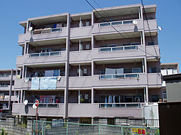 マンション鈴木B棟[3階]の外観