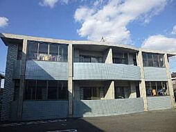 プレイン横山B[2階]の外観