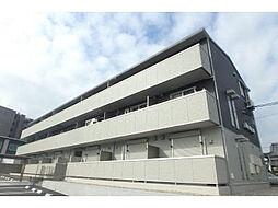 愛知県刈谷市新富町3丁目の賃貸アパートの外観