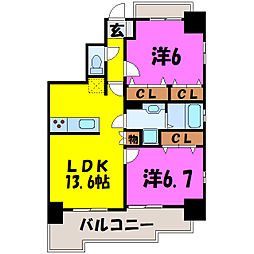 熊谷駅 8.9万円