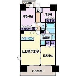 熊谷駅 13.5万円