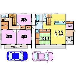 上熊谷駅 12.0万円