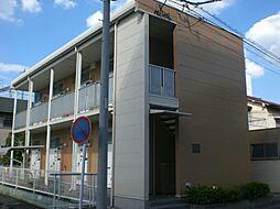 埼玉県熊谷市宮前町2丁目の賃貸アパートの外観