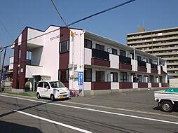 三重県鈴鹿市西条3丁目の賃貸マンションの外観