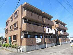 ピースフルマンションA棟[2階]の外観