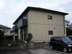 ディアスさくらA棟B棟 [1階]の外観