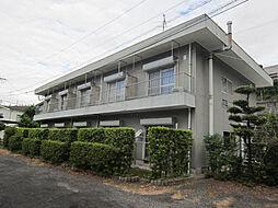 串田アパート[2階]の外観
