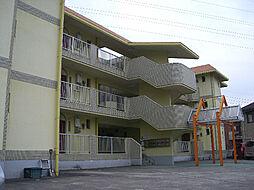 サンリブレ寿[3階]の外観