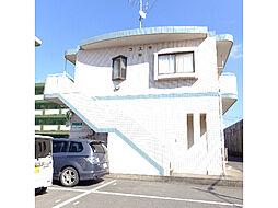 コスモ寿[2階]の外観