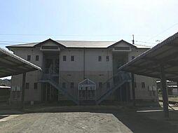 タウンヒルズERI[1階]の外観