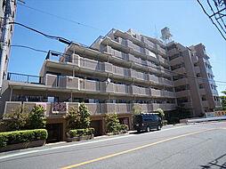 静岡県浜松市中区城北2丁目の賃貸マンションの外観