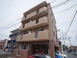 静岡県浜松市中区天神町の賃貸マンションの外観