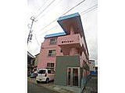 静岡県浜松市中区海老塚町の賃貸マンションの外観