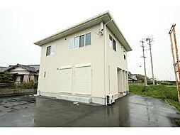 静岡県浜松市東区有玉西町の賃貸アパートの外観