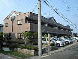 サニーヒル神ノ倉[2階]の外観