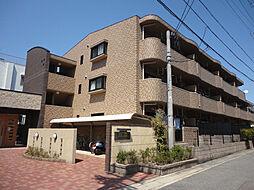 愛知県名古屋市天白区土原4丁目の賃貸マンションの外観