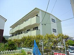 愛知県名古屋市緑区大清水2丁目の賃貸マンションの外観