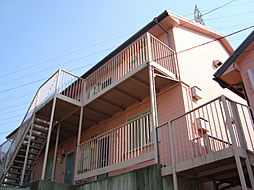 ビューハイツ有松A[1階]の外観