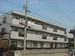 愛知県名古屋市緑区砂田1丁目の賃貸マンションの外観