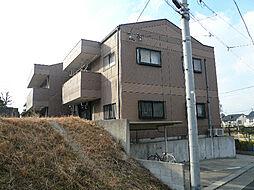 愛知県名古屋市緑区八つ松1丁目の賃貸マンションの外観