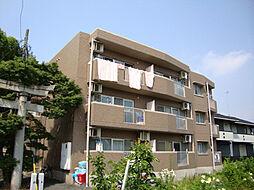 愛知県名古屋市緑区鳴海町字米塚の賃貸マンションの外観