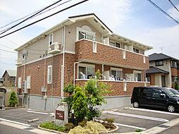 愛知県名古屋市緑区南大高1丁目の賃貸アパートの外観