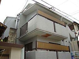 愛知県名古屋市緑区大将ケ根2丁目の賃貸マンションの外観