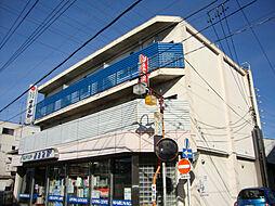 坂野ビル[2階]の外観