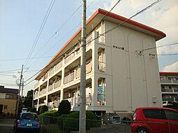愛知県豊明市栄町姥子の賃貸アパートの外観