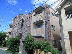 愛知県豊明市栄町南姥子の賃貸マンションの外観