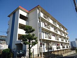 青山パークマンション[2階]の外観