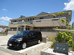 愛知県名古屋市緑区滝ノ水2丁目の賃貸アパートの外観