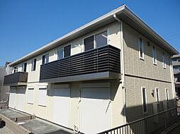 愛知県名古屋市緑区西神の倉1丁目の賃貸アパートの外観