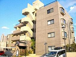 レアール島田[2階]の外観