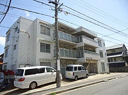 愛知県名古屋市緑区鹿山2丁目の賃貸マンションの外観